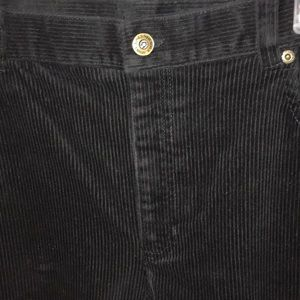 Jones New York sport Corduroy Black Pants